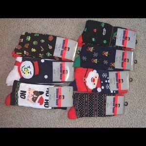 Other - Christmas socks!